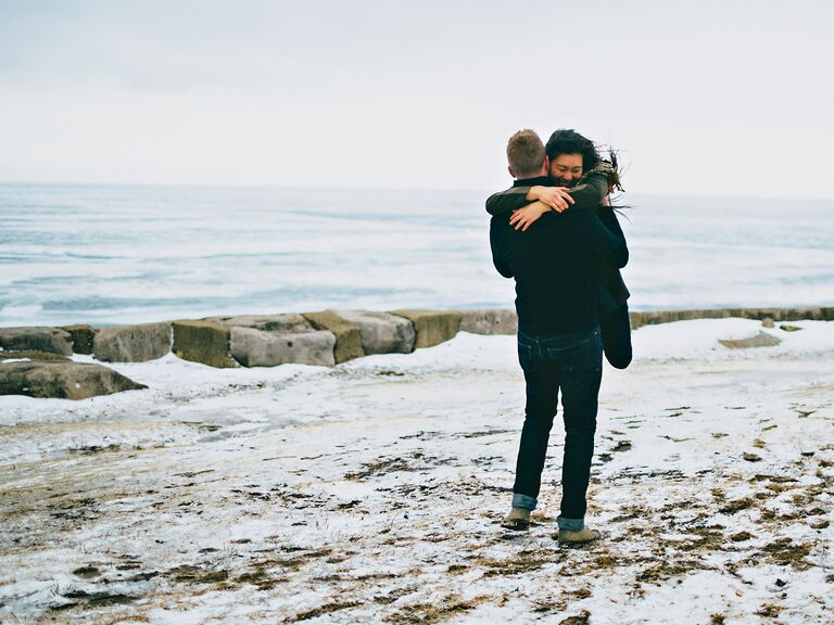 How long should you be dating before getting engaged