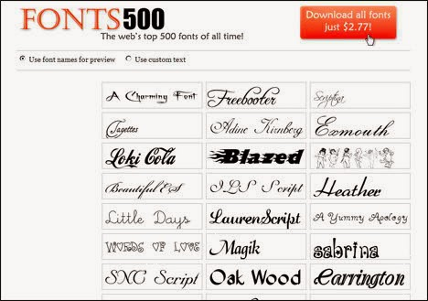 + Cool Fonts Of MS Word - ThemesCompany