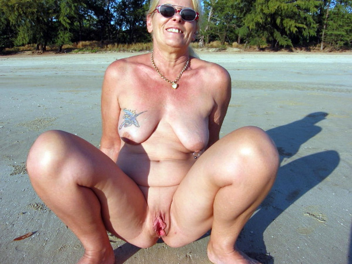 Tumblr Milf Nude Beach