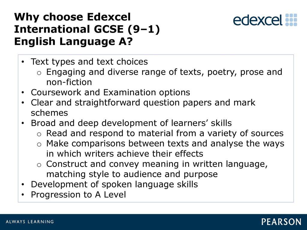 Cie igcse english language past papers