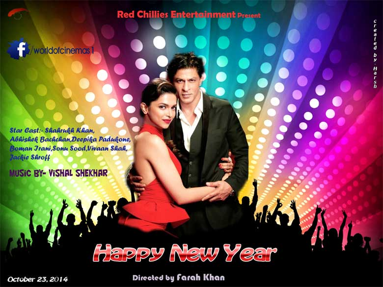 Happy New Year Dialogues, Famous Dialogues- FilmiBeat