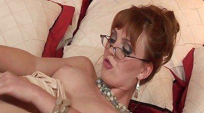Mature grannies anal casting bbc film