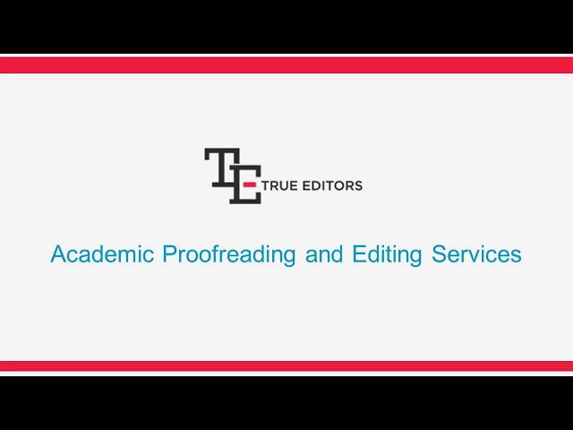 Proofreading An Essay - cheapenglishhelpessayloan