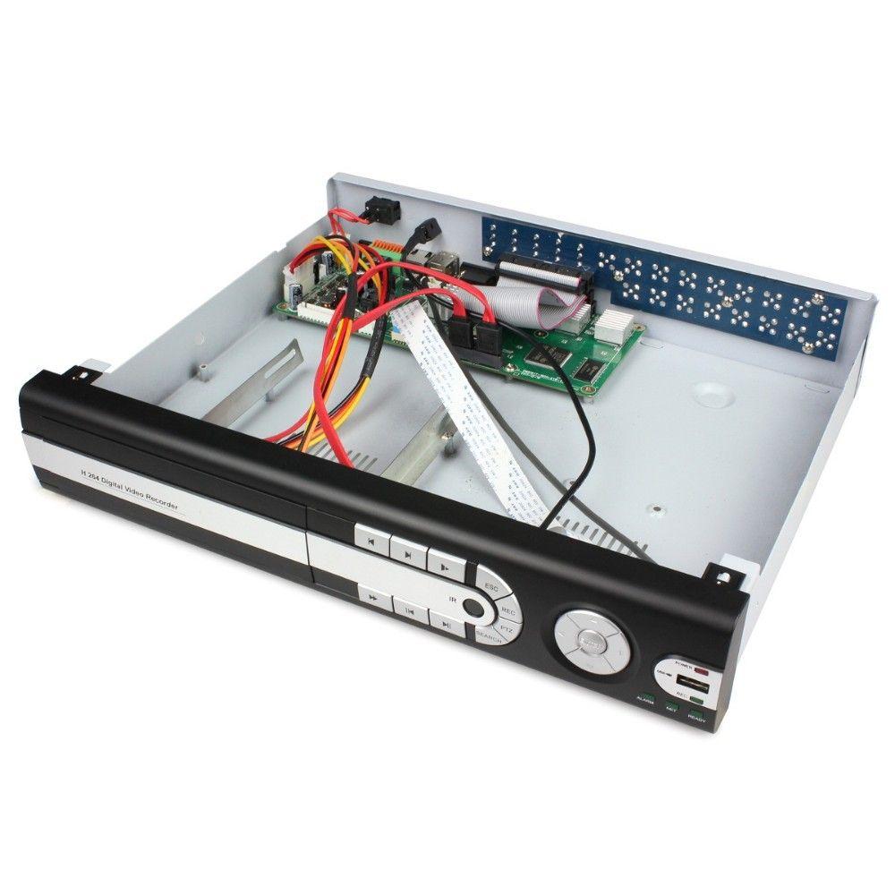 Embedded linux видеорегистратор