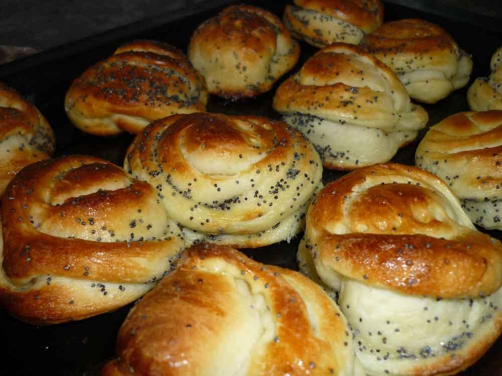 Домашняя выпечка булочки рецепты с фото