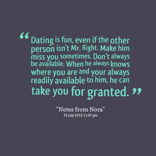 Funny quotes about online dating