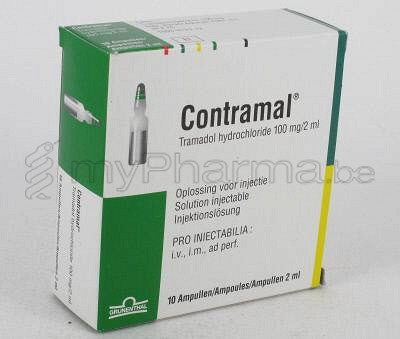 Contramal 50 mg dosage