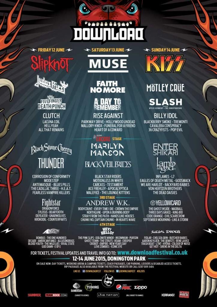 Download Festival - Central - ITV News