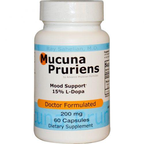 Мукуна жгучая препараты чем лечить