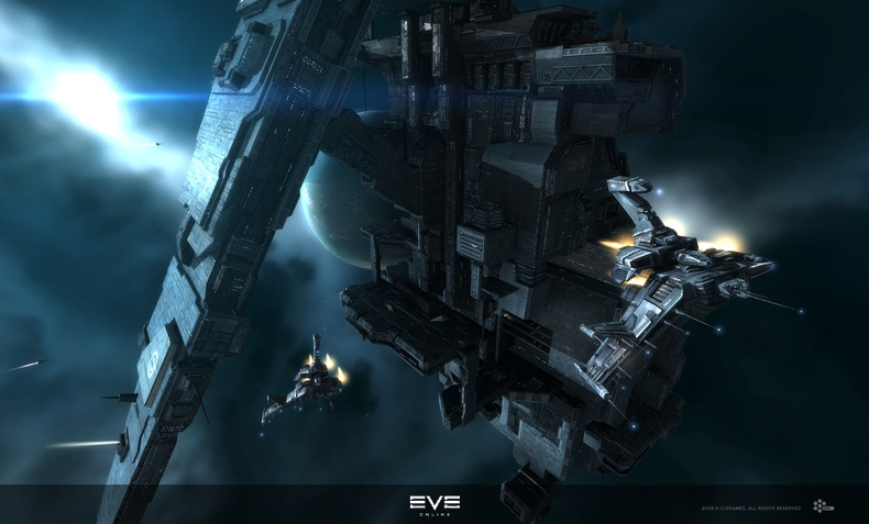 EVE Online: Rubicon trailer - Video Game Trailers