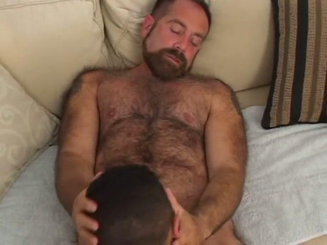 Taooed brunette gets oil massage