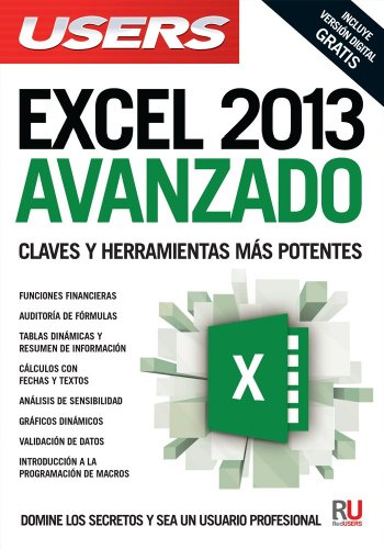 User guide excel 2013