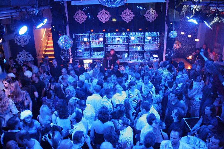 Singles party frankfurt main