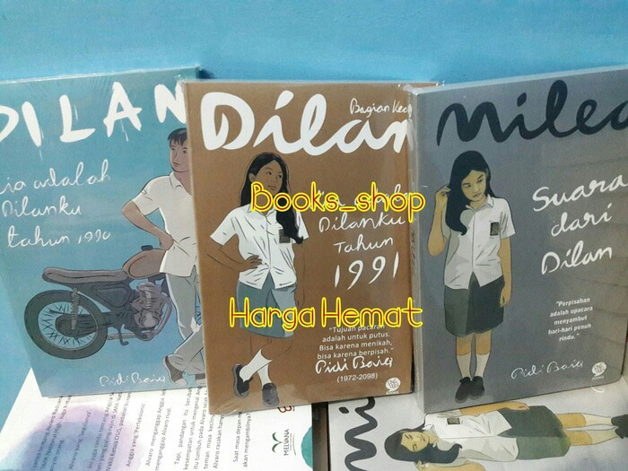 Download Novel Dilan Milea Pdf - CONTOH CERPEN