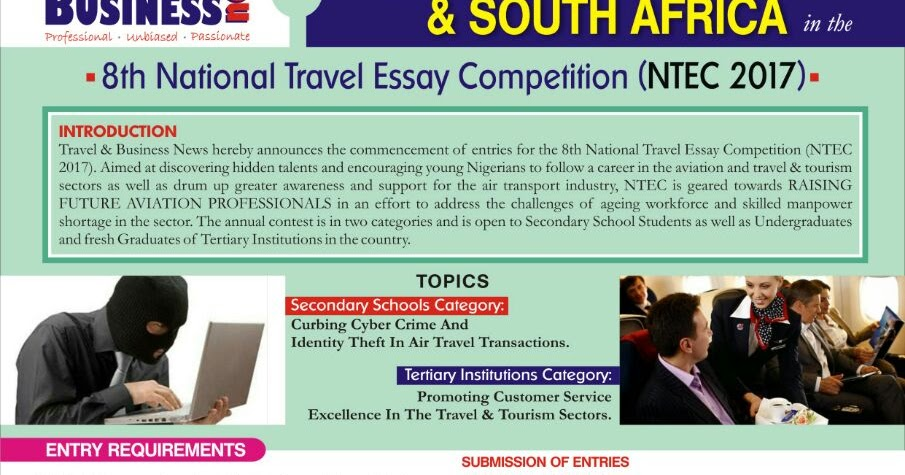 Essay on Tourism - 384 Words - Free Essay Examples
