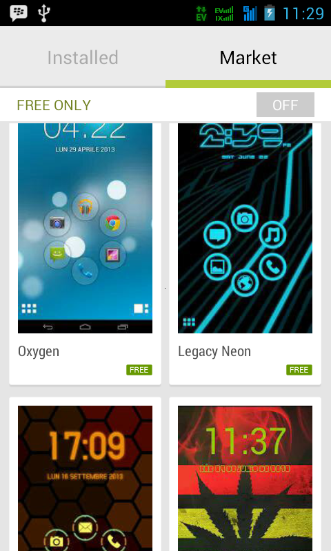 Download L Launcher Pro Key for Android - Appszoom