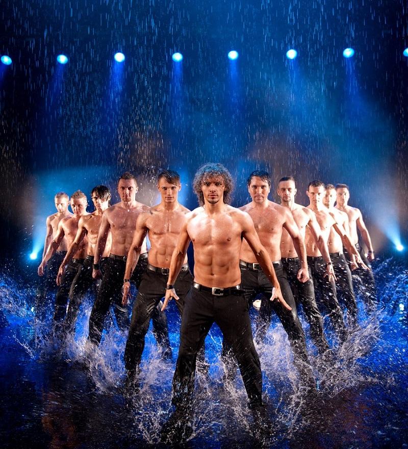 Искушение шоу под дождём билеты