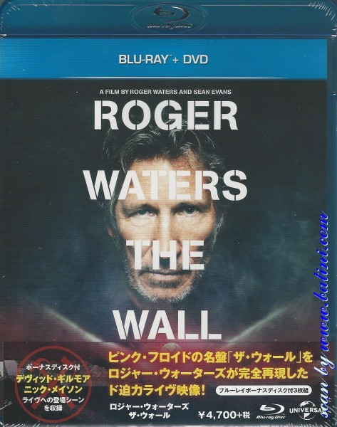 Roger Waters the Wall 2014 1080p EUR Blu-ray AVC