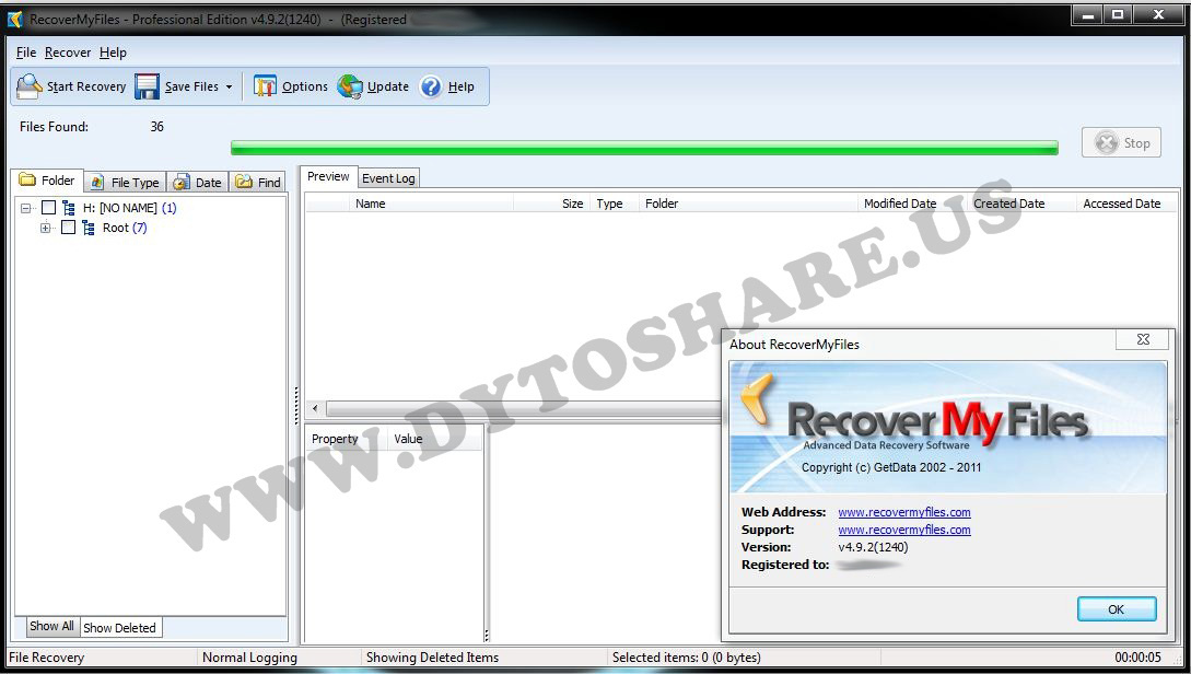 Recover My Files Crack 6222511- Crack Free Download