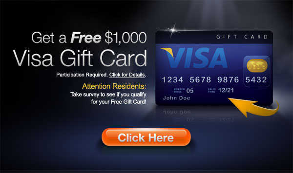 Dating site gift card