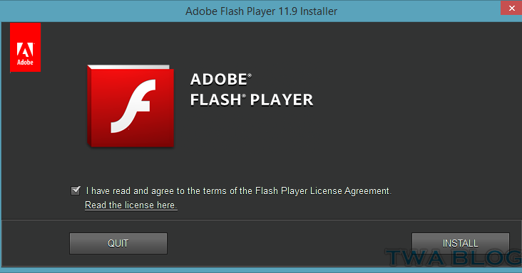 Adobe Flash Player (for IE) - Download