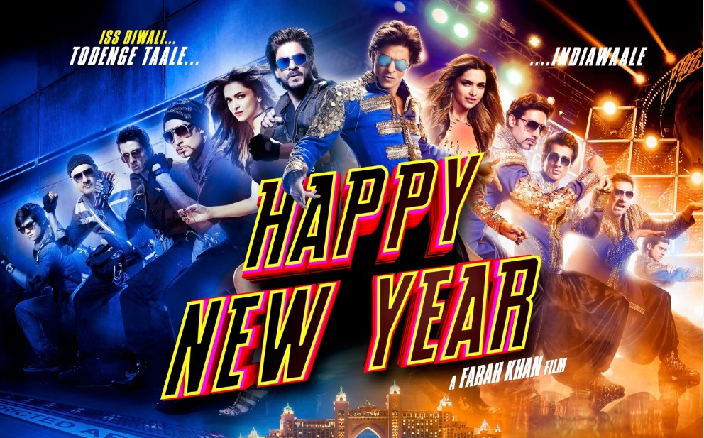 Happy New Year(2014)(Tamil) - HD Video Song Free Download