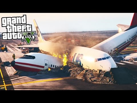 Aviation Video - Commercial planes crash videos - 1001 Crash