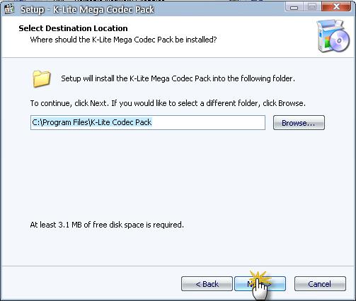Download K-Lite Codec Pack Full for Windows