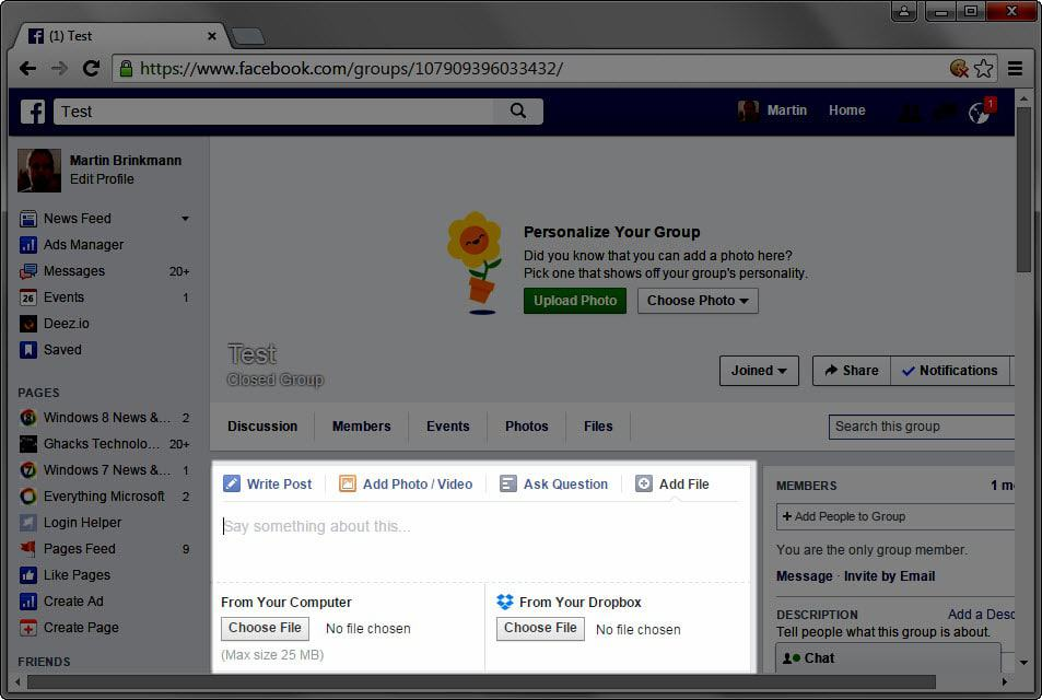 Facebook Live - Live Video Streaming