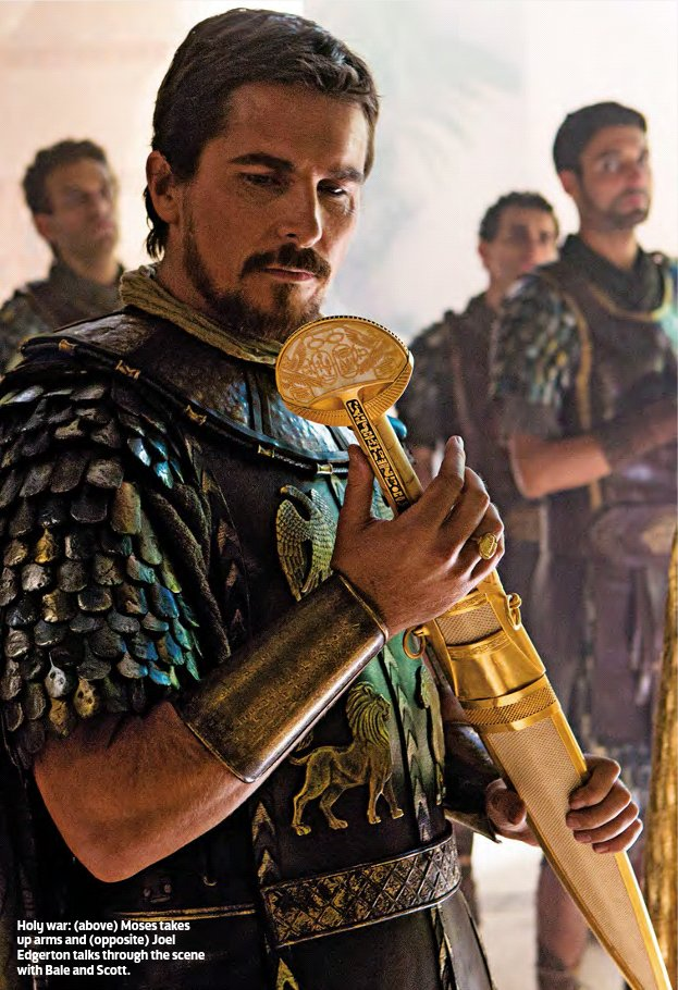 Watch Exodus: Gods and Kings (2014) full movie online