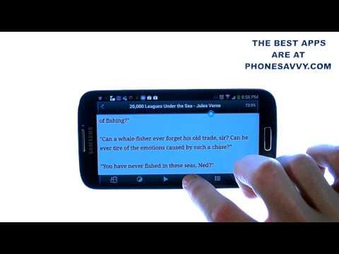 Best Free eBook Reader for Android - Gizmo's Freeware