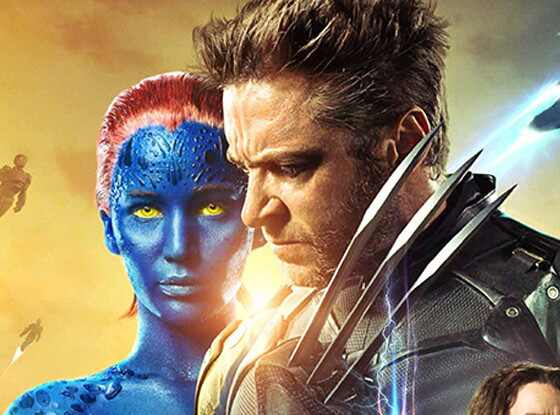 X-Men: Days of Future Past (2014) Hindi Dubbed BRRip
