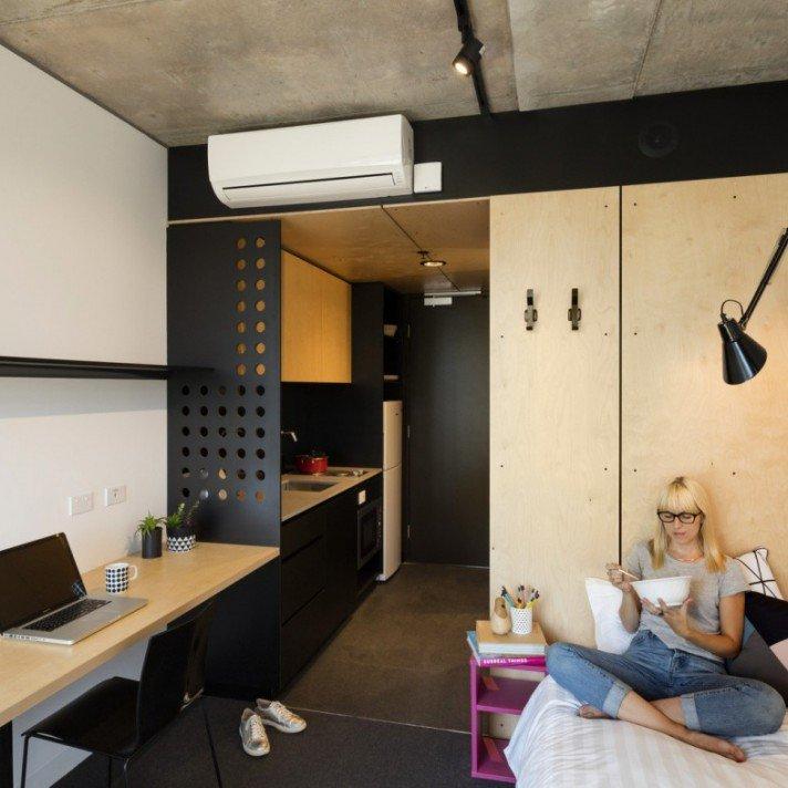 Квартиры для студентов в испании