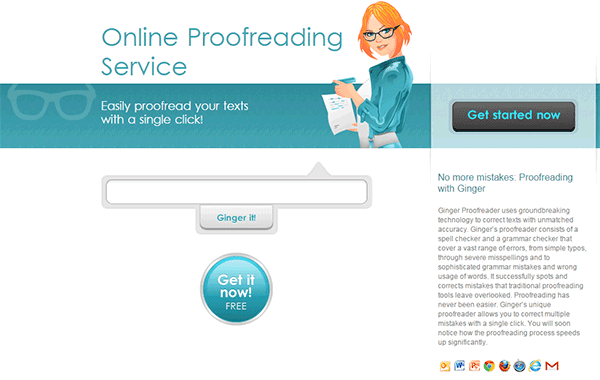 Buy online proof reader
