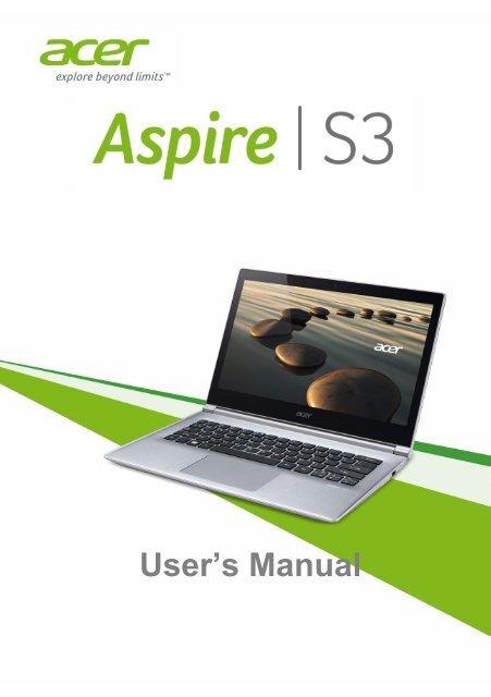 Aspire one Series Service Guide - timidau