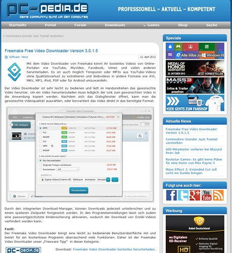 Freemake Video Downloader - Free Download