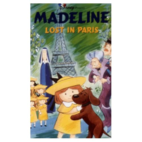 Madeline Lost in Paris - VHS Preview Free Download