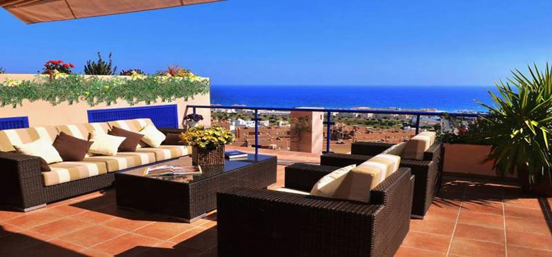 Купить квартиру в альмерии испания