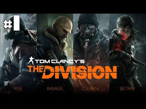 Tom Clancy's The Division Closed Beta + FREE KEY