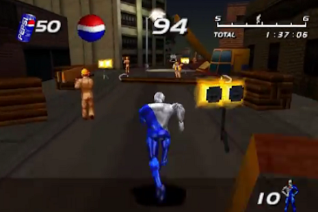 Download pepsiman iso for android