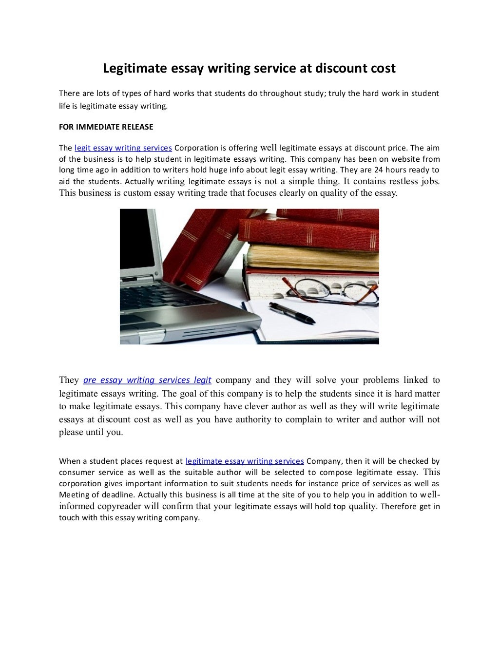 Discount essay writing service dissertations