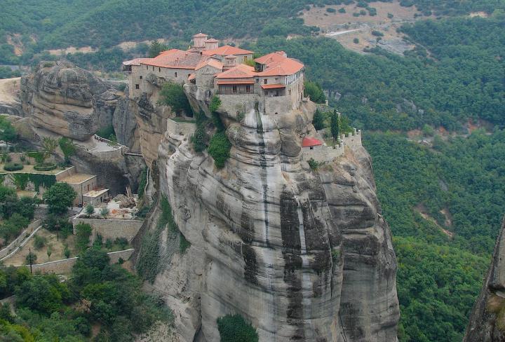 греция туры метеоры