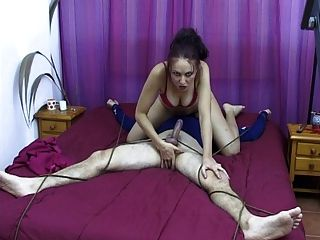 Young girl painful penetration