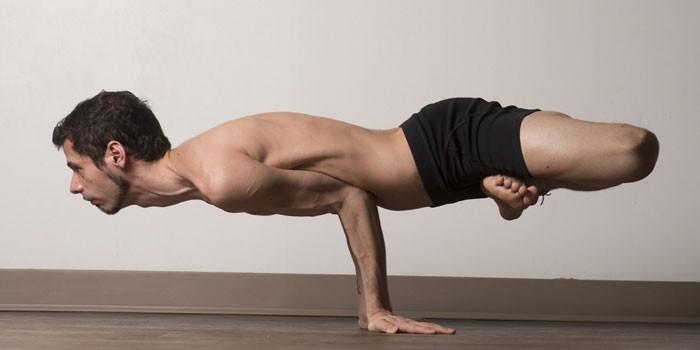 Упражнения йогов для повышения потенции
