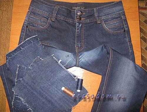 как заправить рубашку, чтобы она не вылезала из брюк?