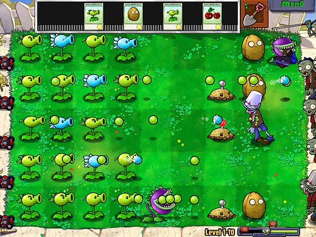 Download Plant Vs Zombie PvZ + Keygen Patch/Crack