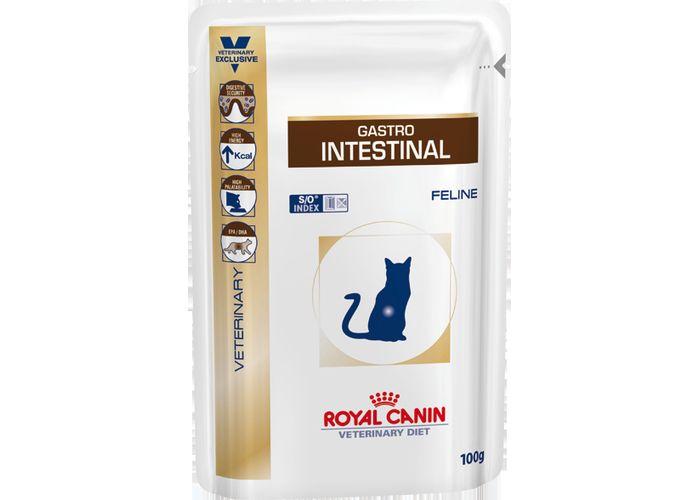 Корм royal canin gastro влажный