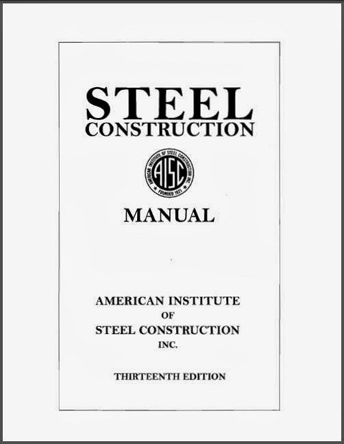 Aisc Steel Construction Manual 14th Edition Free Download