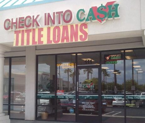 Vista holding payday loans