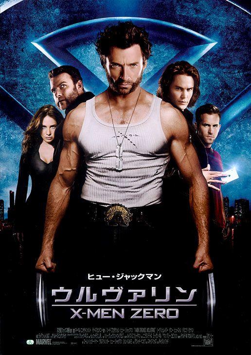 X-Men Origins Wolverine 2009 720p Full HD Movie Free